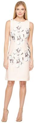 Christin Michaels - Arctic Scuba Dress Women's Dress $119 thestylecure.com