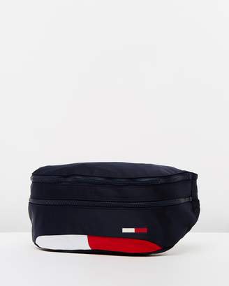 Tommy Jeans Convertible Cross-Body Bumbag & Backpack