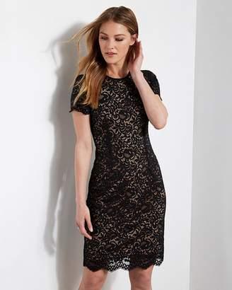 Karen Kane Paris Lace Dress