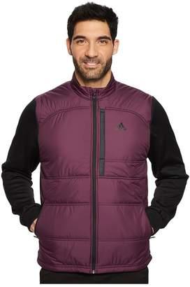 adidas CLIMAHEAT Primaloft Full Zip Jacket Men's Coat