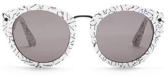 Elizabeth and James Bennett 51mm Round Sunglasses