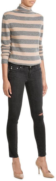 Adriano GoldschmiedAdriano Goldschmied Distressed Skinny Jeans