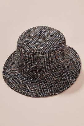 Becksöndergaard Check-Print Bucket Hat