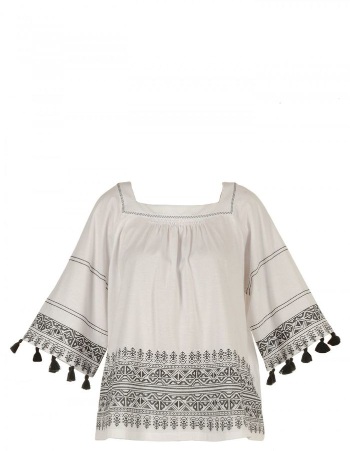Max Mara Max Mara Cotton Blouse