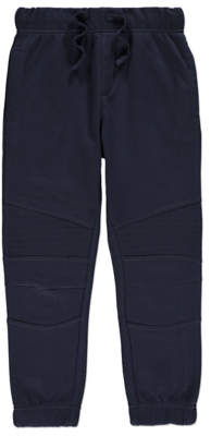 George Navy Joggers