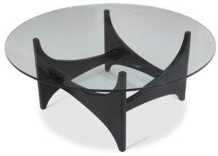 Bloomingdale's Artisan Collection Asher Cocktail Table