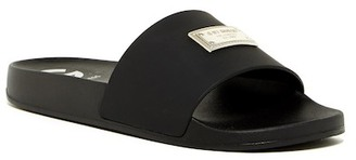 G by GUESS Kyliee Slide Sandal $39 thestylecure.com
