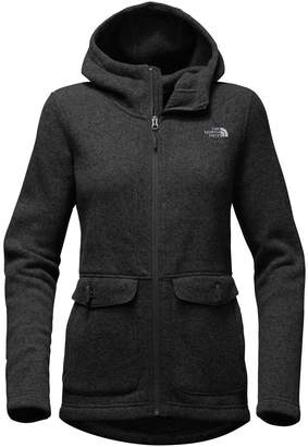 The North Face Crescent Hooded Fleece Parka - Women's