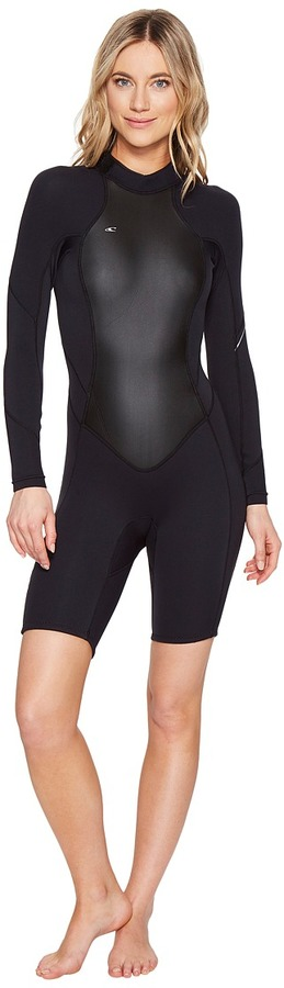O'Neill O'Neill - Bahia Long Sleeve Spring Women's Wetsuits One Piece