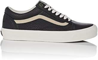 Vans Men's OG Skool Leather Sneakers