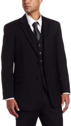 Tommy Hilfiger Mens 2 Button Side Vent Trim Fit 100% Wool Suit Separate Jacket