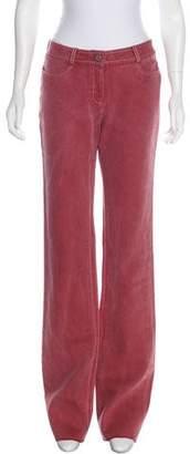 Celine Mid-Rise Wide-Leg Jeans w/ Tags