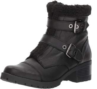 AK Anne Klein Sport Women's Lolly Leather Fashion Boot