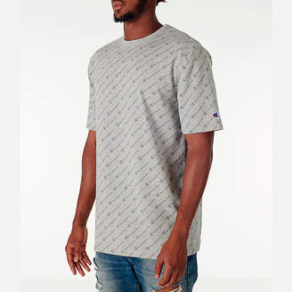 Champion Men's Heritage All-Over T-Shirt
