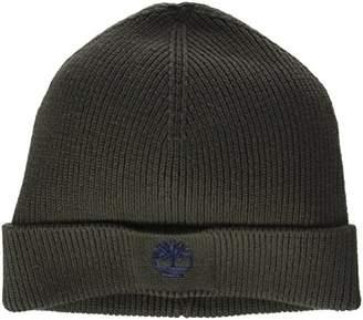 Timberland Boy's Bonnet Hat,6 (Size: 54)
