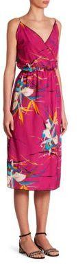 Marc JacobsMarc Jacobs Tropical Printed Dress