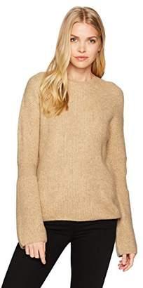 Blank NYC [BLANKNYC] Women's Crewneck Sweater