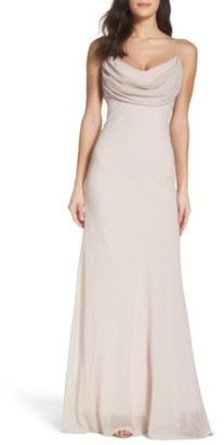 Women's Katie May Eden Chiffon Gown $295 thestylecure.com