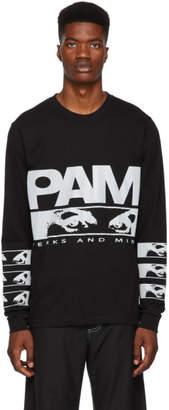 Perks And Mini Black Logo Aiden T-Shirt