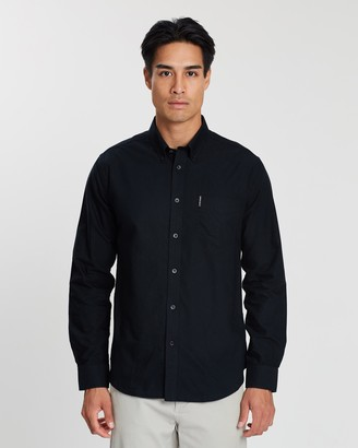 Ben Sherman Long Sleeve Oxford Shirt