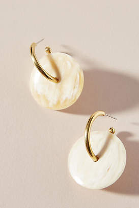 Soko Disk Drop Earrings