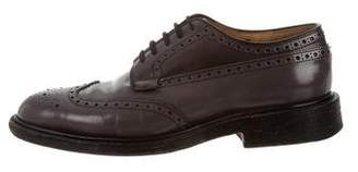 Church's Leather Wingtip Oxfords