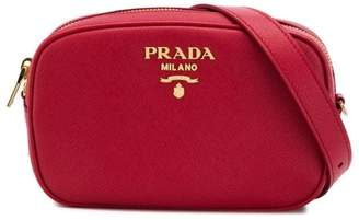 Prada Saffiano leather belt bag