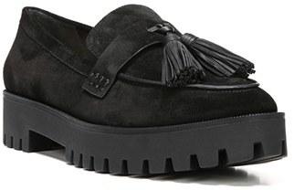 Women's Via Spiga 'Giada' Tassel Platform Loafer $195 thestylecure.com