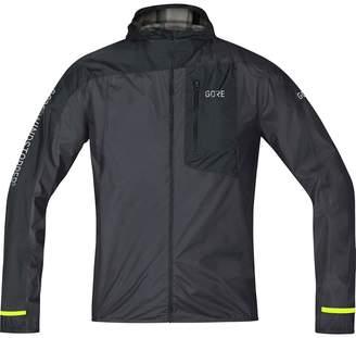 Gore Wear R7 Gore Windstopper Light Hooded Jacket - Men's