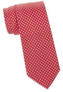 Salvatore Ferragamo Ladybugs Silk Tie
