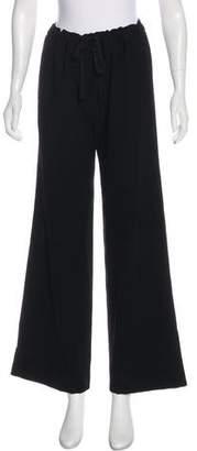 Nili Lotan High-Rise Wide-Leg Pants