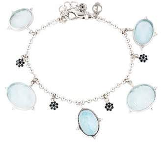 Tagliamonte Venetian Intaglio Charm Bracelet
