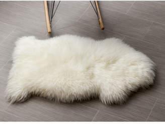 Flokati Super Area Rugs Handmade Shag Sheepskin Ivory Area Rug