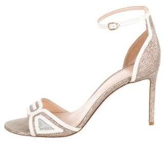 Nicholas Kirkwood Mesh High-Heel Sandals