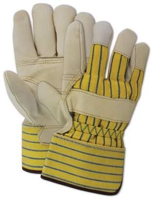Magid DuraMaster Mens Grain Leather Palm Gloves, 12 Pairs