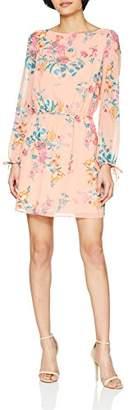 Tommy Jeans Women's Floral Print Dress,Large