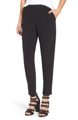 Women's Leith Pleat Front Trousers $55 thestylecure.com