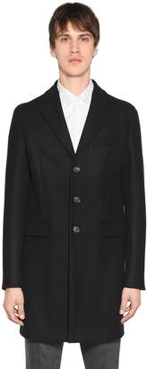 DSQUARED2 Tokyo Single Breasted Wool Blend Coat