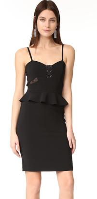 Parker Sachi Combo Dress $325 thestylecure.com