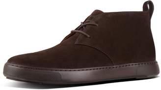 FitFlop Zackery Men's Suede Desert Boots