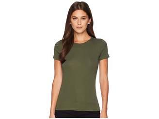 Lauren Ralph Lauren Stretch Cotton T-Shirt
