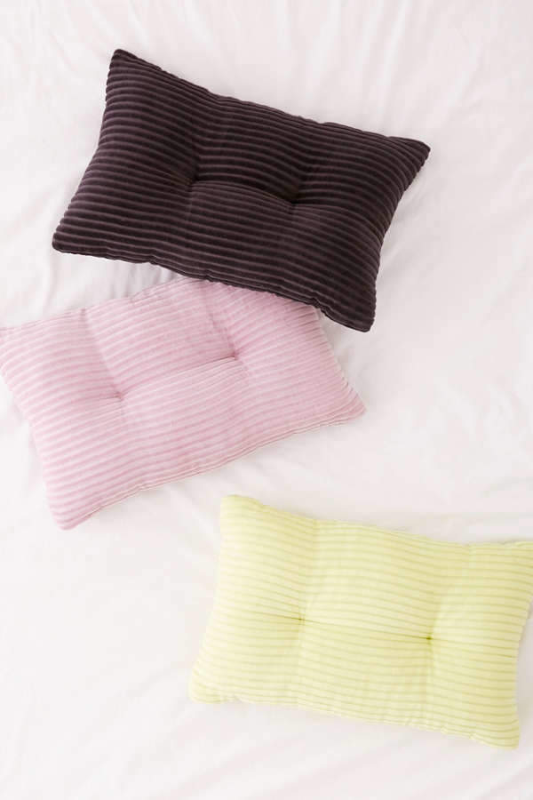 Carmo Oversized Corduroy Lumbar Pillow