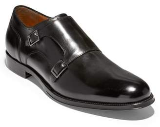 Cole Haan American Classics Grammercy Double Strap Monk Shoe