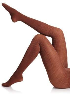 Falke Modern Check Tights
