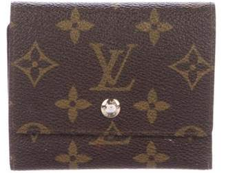 Louis Vuitton Vintage Monogram Card Holder