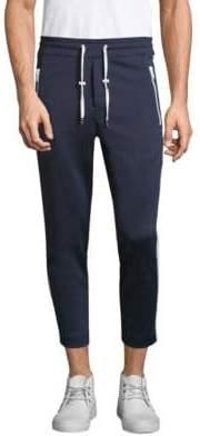 The Kooples Vintage Fleece Track Pants