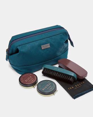 Ted Baker SHOESHI Shoe shine kit