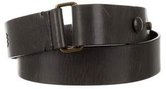 Marc Jacobs Leather Waist Belt