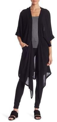 Steve Madden Drape Front Kimono
