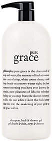 philosophy Super-Size Pure Grace Shower Gel